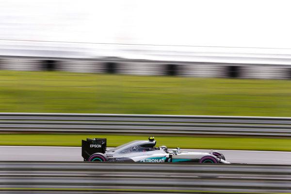 Red Bull Ring, Spielberg, Austria. Saturday 02 July 2016. Nico Rosberg, Mercedes F1 W07 Hybrid. World Copyright: Steven Tee/LAT Photographic ref: Digital Image _X0W3501