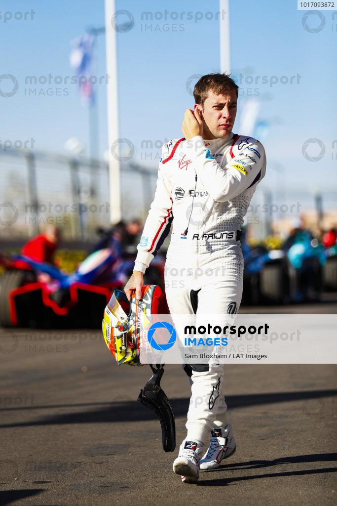 Robin Frijns (NLD), Envision Virgin Racing