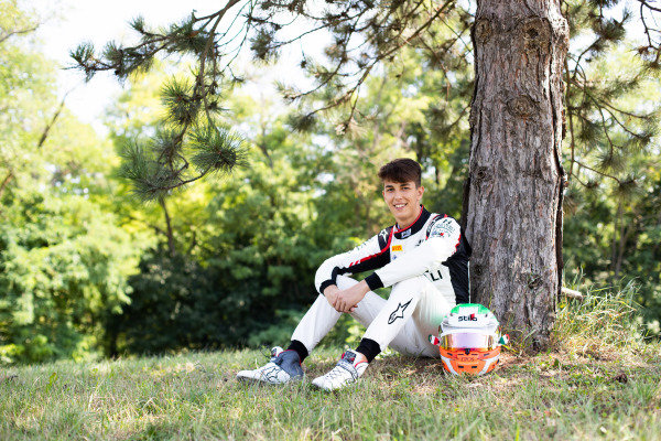 "HUNGARORING, HUNGARY - AUGUST 01: ang=""x-default"" during the Hungaroring at Hungaroring on August 01, 2019 in Hungaroring, Hungary. (Photo by Joe Portlock / LAT Images / FIA F3 Championship)"