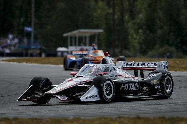#2: Josef Newgarden, Team Penske Chevrolet