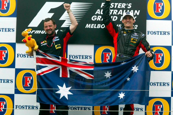 2002 Qantas Australian Grand Prix - Race