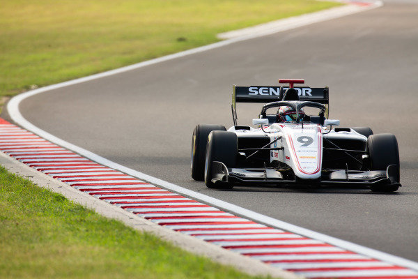 HUNGARORING, HUNGARY - AUGUST 03: Raoul Hyman (GBR, Sauber Junior Team by Charouz) during the Hungaroring at Hungaroring on August 03, 2019 in Hungaroring, Hungary. (Photo by Joe Portlock / LAT Images / FIA F3 Championship)