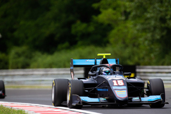 HUNGARORING, HUNGARY - AUGUST 02: Federico Malvestiti (ITA, Jenzer Motorsport) during the Hungaroring at Hungaroring on August 02, 2019 in Hungaroring, Hungary. (Photo by Joe Portlock / LAT Images / FIA F3 Championship)