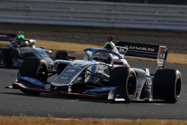 Tadasuke Makino ( #64 TCS NAKAJIMA RACING, Dallara SF19 Honda), 3rd position. Photo: Yukio Yoshimi