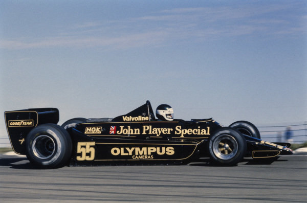 Jean-Pierre Jarier, Lotus 79 Ford.