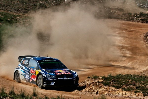 Sebastien Ogier (FRA) / Julien Ingrassia (FRA), Volkswagen Motorsport Polo R WRC at World Rally Championship, Rd5, Rally Portugal, Day One, Matosinhos, Portugal, 20 May 2016.