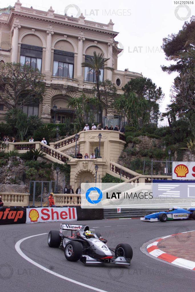 1999 International Formula 3000 Championship.Monte Carlo, Monaco.13 May 1999.Mario Haberfeld (West Competition).World - Lawrence/LAT Photographic