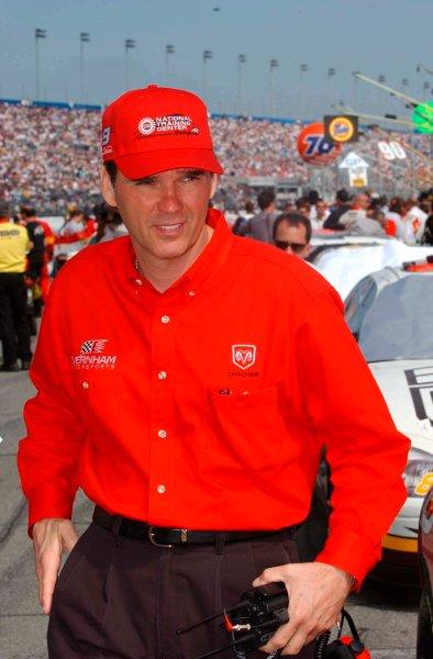 2002 NASCAR DAYTONA 500 FEBUARY USA 2002Ray Evernham,COPYRIGHT- ROBERT LESIEUR 2002LAT PHOTOGRAPHIC