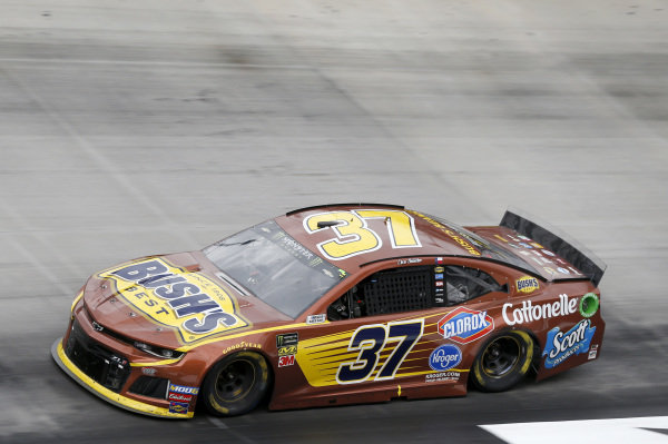#37: Chris Buescher, JTG Daugherty Racing, Chevrolet Camaro Bush's Beans