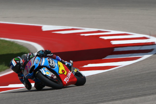 2017 Moto2 Championship - Round 3 Circuit of the Americas, Austin, Texas, USA Friday 21 April 2017 Alex Marquez, Marc VDS World Copyright: Gold and Goose Photography/LAT Images ref: Digital Image Moto2-500-2164