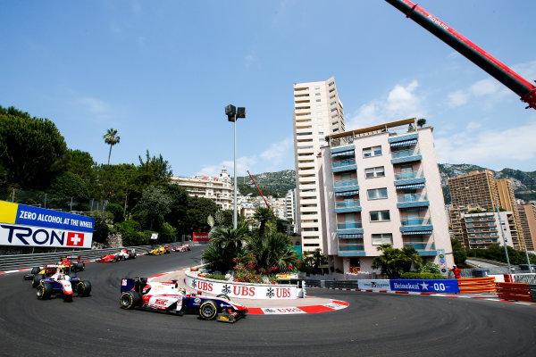 2017 FIA Formula 2 Round 3. Monte Carlo, Monaco. Friday 26 May 2017. Nabil Jeffri (MAS, Trident)  Photo: Joe Portlock/FIA Formula 2. ref: Digital Image _L5R8698