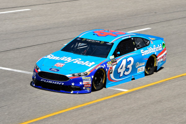 Monster Energy NASCAR Cup Series Toyota Owners 400 Race Weekend. Richmond International Raceway, Richmond, VA USA Aric Almirola, Richard Petty Motorsports, Smithfield Ford Fusion  World Copyright: John Harrelson LAT Images . ref: Digital Image 17RIC1jh_00193