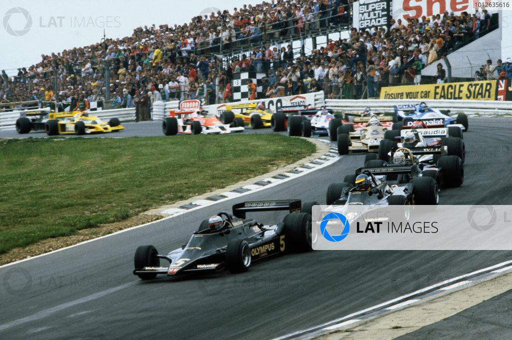 1978 British Grand Prix.