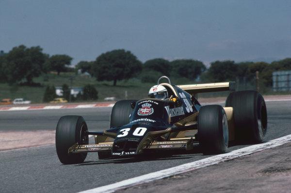 Jarama, Madrid, Spain. 27-29 April 1979. Jochen Mass, Arrows A1B Ford, 8th position. Ref: 79ESP11. World Copyright - LAT Photographic