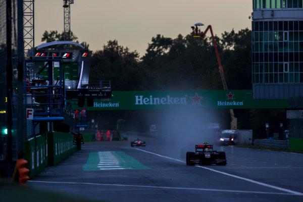 2017 FIA Formula 2 Round 9. Autodromo Nazionale di Monza, Monza, Italy. Saturday 2 September 2017. Roberto Merhi (ESP, Rapax).  Photo: Zak Mauger/FIA Formula 2. ref: Digital Image _T9I0651