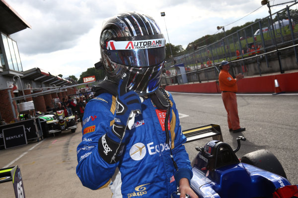 2017 British F3 Championship, Brands Hatch, 5th-6th August 2017, Cameron Das (USA) Carlin BRDC F3 World Copyright. JEP/LAT Images