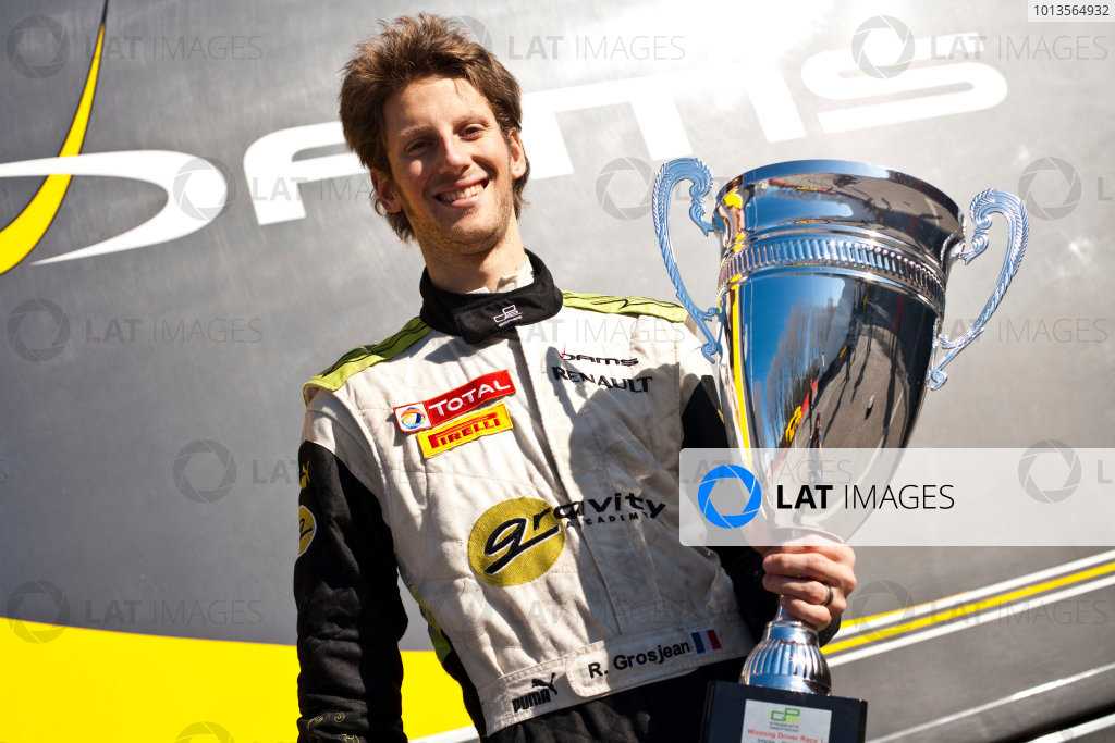 2011 GP2 Asia Series Round Two.
