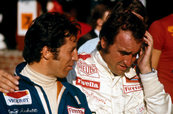 Jarama, Madrid, Spain. 29th April -1st May 1972.