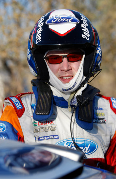 Round 2, Rally of Mexico, 3rd-6th March 2011Jari-Matti Latvala, Ford Fiesta RS WRC, Portrait, Worldwide Copyright: McKlein/LAT