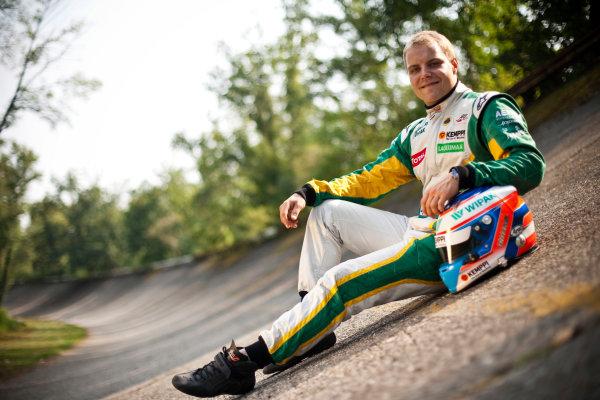 Round 8. Autodromo di Monza, Monza, Italy. 11th September 2011. Sunday Race Two.  Valtteri Bottas, (FIN, Lotus ART) 2011 GP3 Champion. Portrait.  Photo: Drew Gibson/GP3 Media Service. ref: Digital Image _Y2Z5361