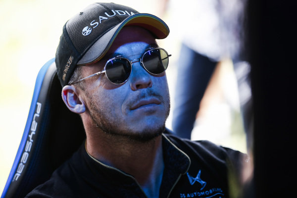 Andre Lotterer (DEU), DS TECHEETAH, in the eRace qualifying