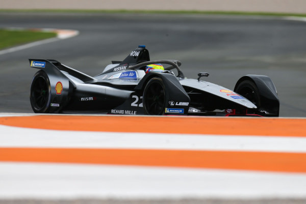 Oliver Rowland (GBR), Nissan e.Dams, Nissan IMO1