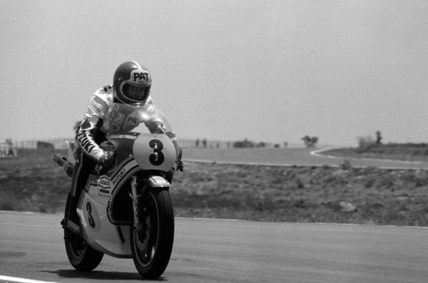 Pat Hennen, Suzuki.