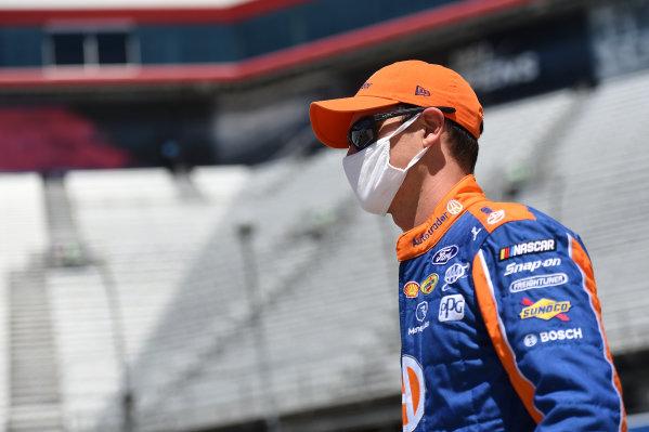 Joey Logano, Team Penske Ford Autotrader, Copyright: Jared C. Tilton/Getty Images.