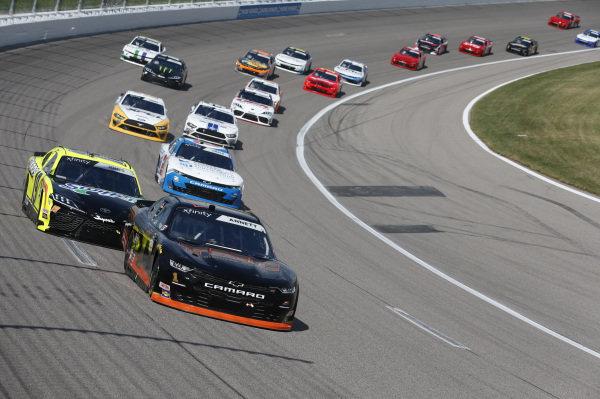 #1: Michael Annett, JR Motorsports, TMC Chevrolet Camaro