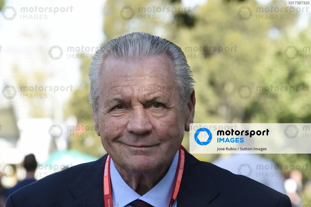 Alan Jones, 1980 Australian World Champion