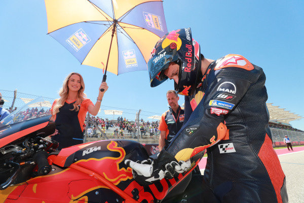 Johann Zarco, Red Bull KTM Factory Racing.