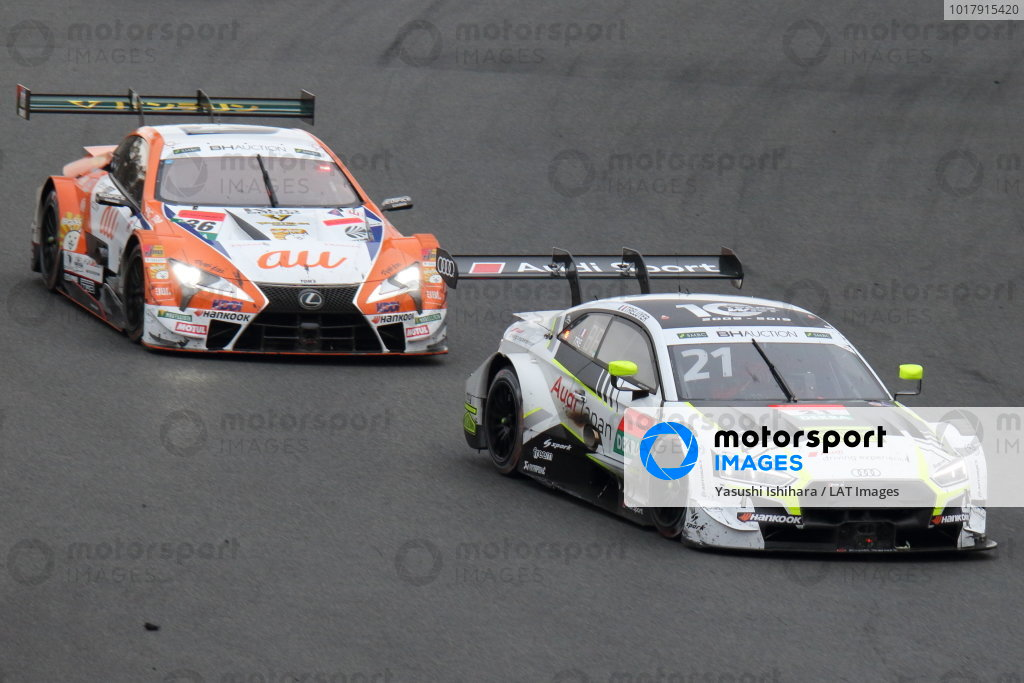 Super GT - DTM Dream Race 1. Benoît Tréluyer, Audi Sport WRT Hitotsuyama, Audi RS5 Turbo DTM