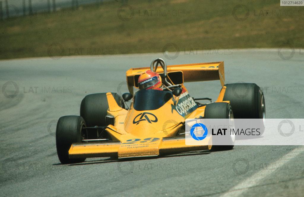 1977 Brazilian Grand Prix.