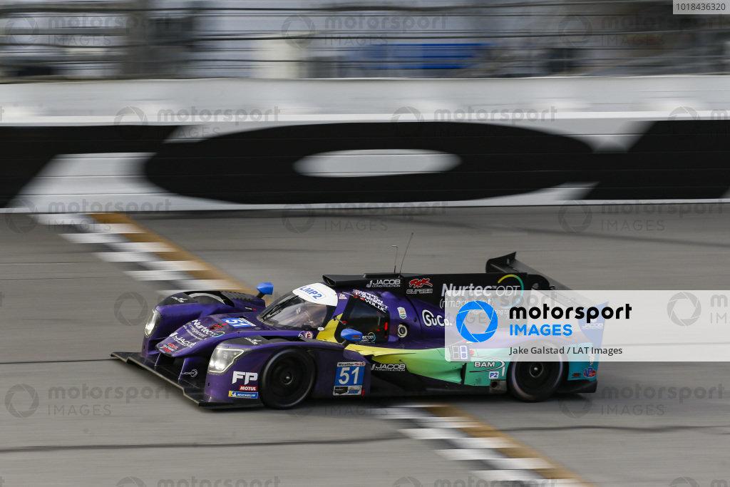 #51: RWR-Eurasia Ligier LMP2, LMP2: Salih Yoluc, Cody Ware, Austin Dillon, Mathieu Jaminet