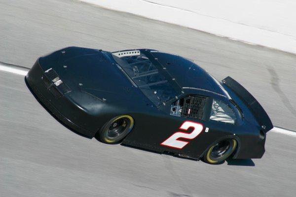 2003 NASCAR TestingDaytona, USA. 7th January 2003Rusty Wallace, Dodge, action.World Copyright: Greg Aleck/ LAT Photographicref: Digital Image Only