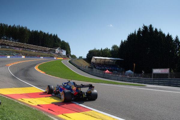 Pierre Gasly, Toro Rosso STR14]