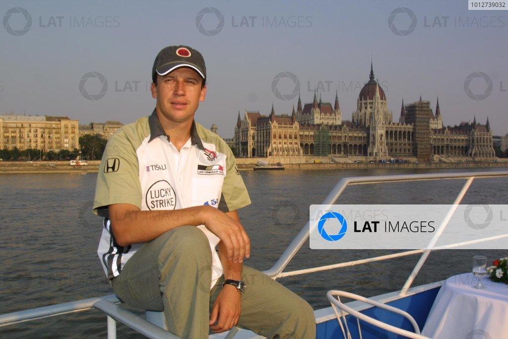 2001 Hungarian Grand Prix -Preview