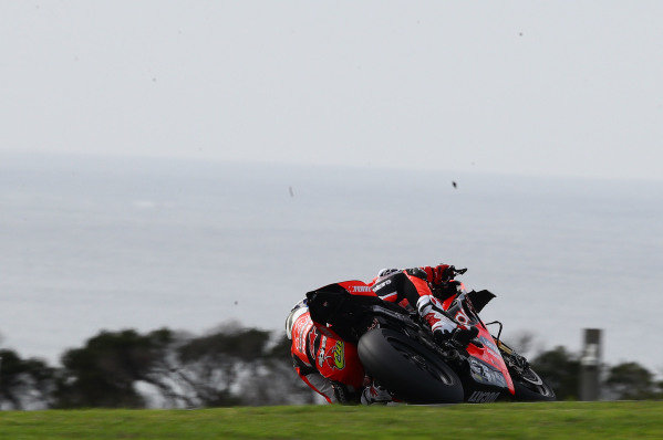 Chaz Davies, ARUBA.IT Racing Ducati.