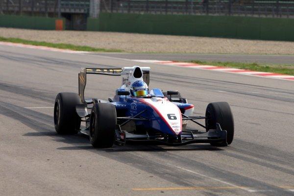 Fabio Leimer (SUI), Jenzer Motorsport.International Formula Master, Rd8, Imola, San Marino, Italy, 20 September 2009.