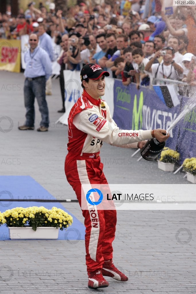 2005 FIA World Rally Champs. Round fifteen