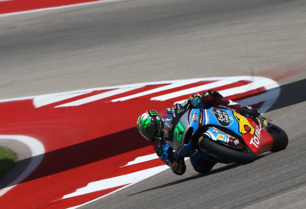2017 Moto2 Championship - Round 3 Circuit of the Americas, Austin, Texas, USA Friday 21 April 2017 Franco Morbidelli, Marc VDS World Copyright: Gold and Goose Photography/LAT Images ref: Digital Image Moto2-500-2160