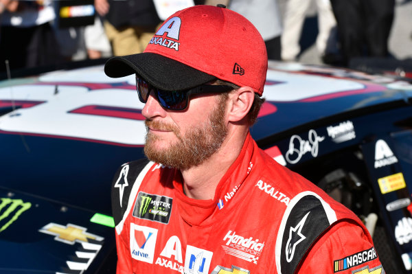 Monster Energy NASCAR Cup Series Ford EcoBoost 400 Homestead-Miami Speedway, Homestead, FL USA Sunday 19 November 2017 Dale Earnhardt Jr, Hendrick Motorsports, Axalta Chevrolet SS World Copyright: Nigel Kinrade LAT Images