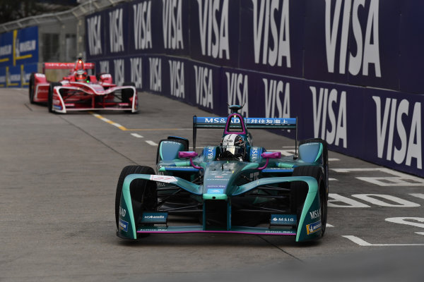 2017/2018 FIA Formula E Championship. Round 1 - Hong Kong, China. Saturday 02 December 2018. Kamui Kobayashi (JAP), MS + AD Andretti Formula E, Andretti ATEC-03. Photo: Mark Sutton/LAT/Formula E ref: Digital Image DSC_8415