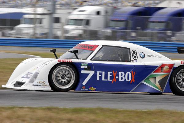 8-10 January, 2010, Daytona Beach, Florida USANo 7, Starworks Motorsport,  BMW/Riley of Lester/ von Moltke/ Anderson©2010, Greg Aleck, USALAT Photographic