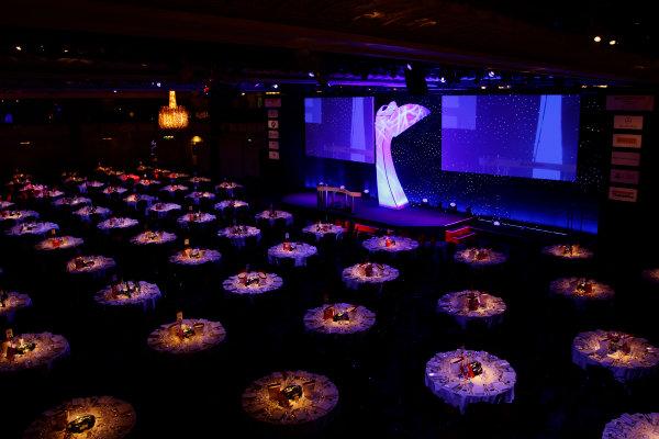 2013 Autosport Awards. Grosvenor House Hotel, Park Lane, London. Sunday 1st December 2013. The Great Room. World Copyright: Adam Warner/LAT Photographic. ref: Digital Image _MG_9835
