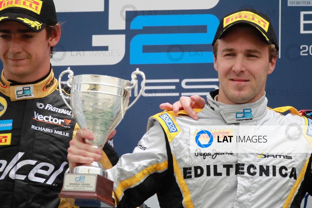 2012 GP2 Series.  Round 2.