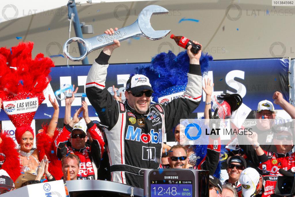 2012 NASCAR Las Vegas Priority
