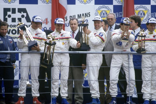 1992 Le Mans 24 Hours.