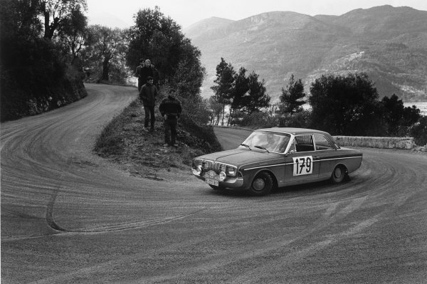 Monte Carlo, Monaco. 25th - 29th January 1967.