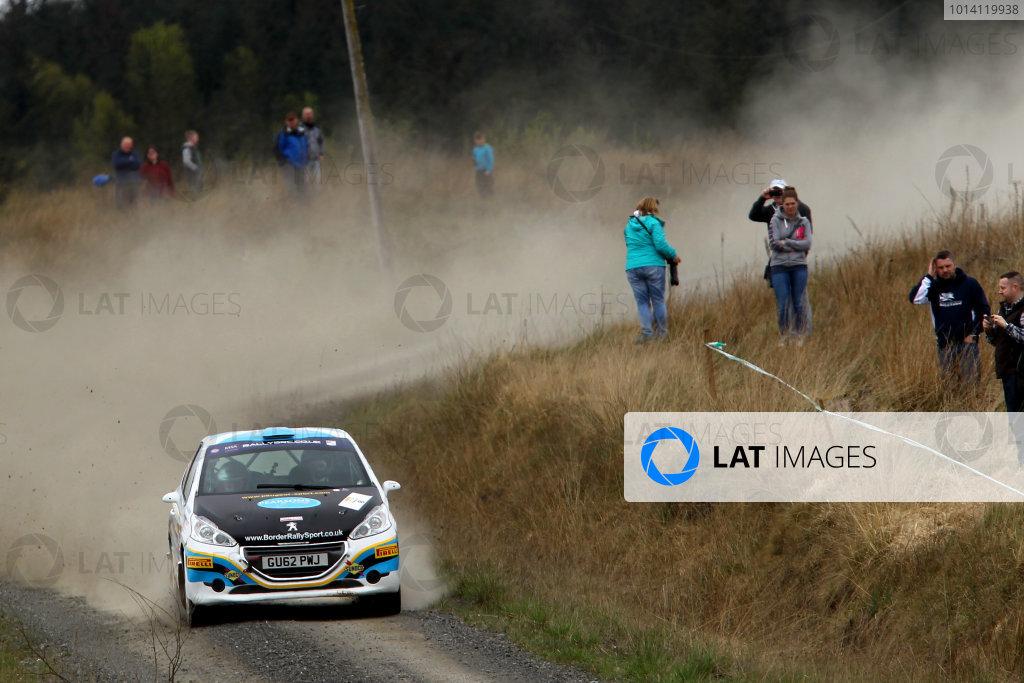 Round 1 - Pirelli RBF Rally